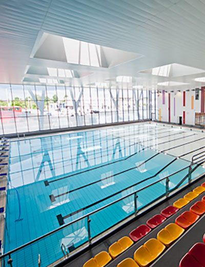 Becontree Leisure Centre - Stace