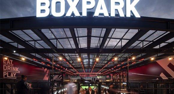 BOXPARK, Croydon