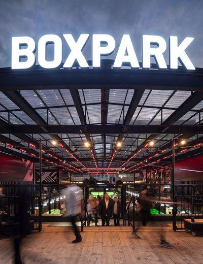 BOXPARK, Croydon - Stace