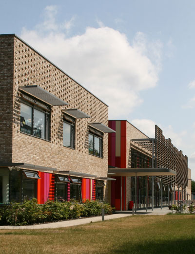 Broadwater Farm Inclusive Learning Campus - Stace