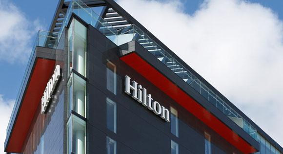 Hilton Hotel, Wembley
