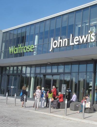 John Lewis & Partners, Horsham - Stace