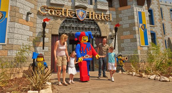 LEGOLAND (r) Castle Hotel