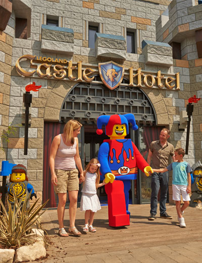 LEGOLAND®  Castle Hotel - Stace