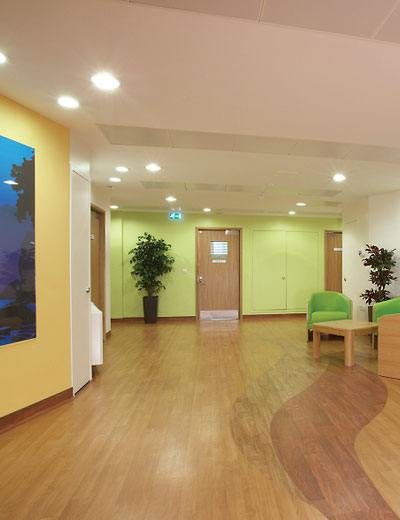 Northwick Park Hospital - Stace