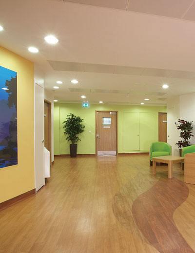 Northwick Park Hospital - Stace
