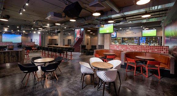 Hotel Football, Old Trafford