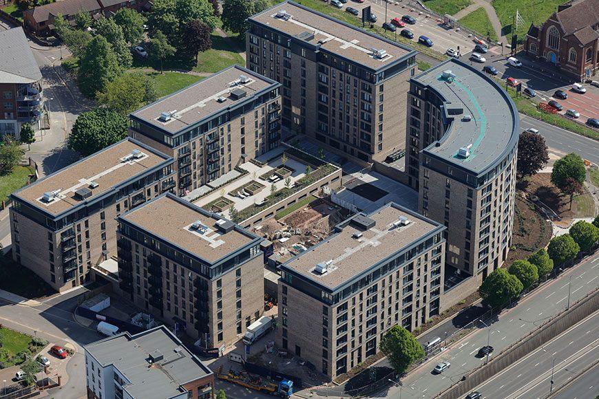 Park Central Mixed Use Amp Regeneration Birmingham Stace