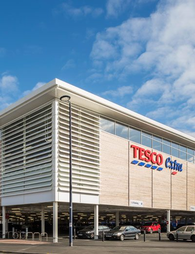 Tesco Stores Ltd - Stace