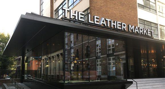The Leather Market, London Bridge