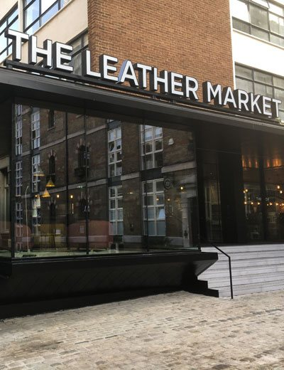 The Leather Market - Stace