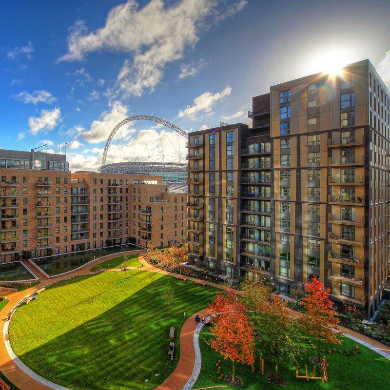 Emerald Park Apartments: Emerald Gardens