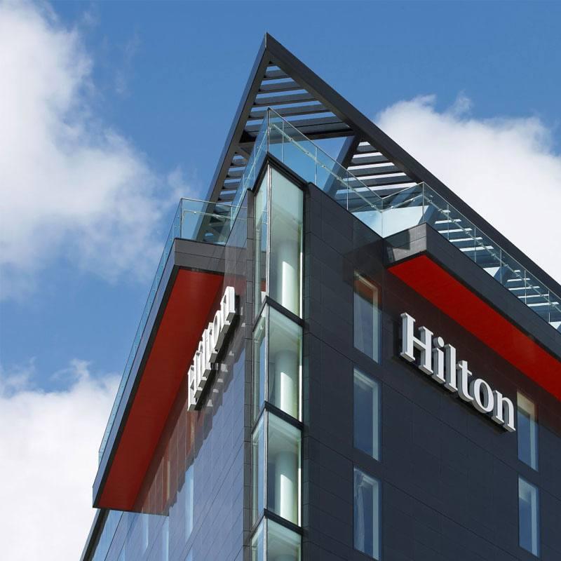 Apprenticeships at Hilton Hotel London Gatwick - YouTube