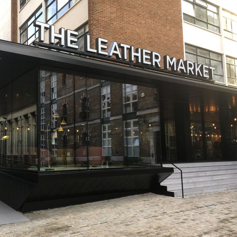 The Leather Market   Offices & Commercial   London Bridge