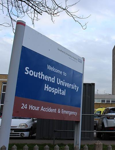 Southend University Hospital NHS Foundation Trust - Stace