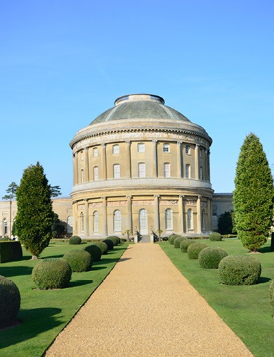 Ickworth House - Stace