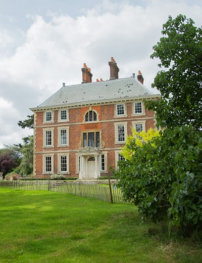 Forty Hall Estate - Stace