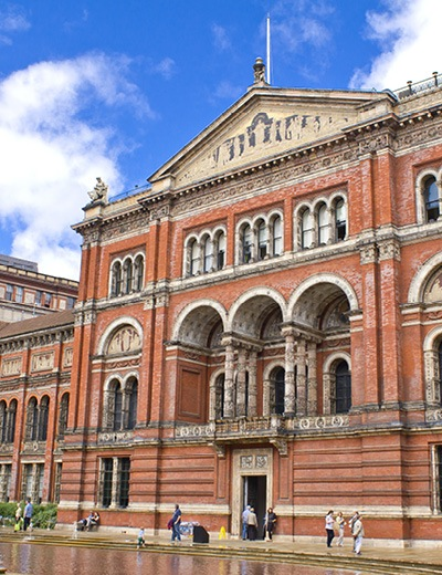 The V&A Museum - Stace