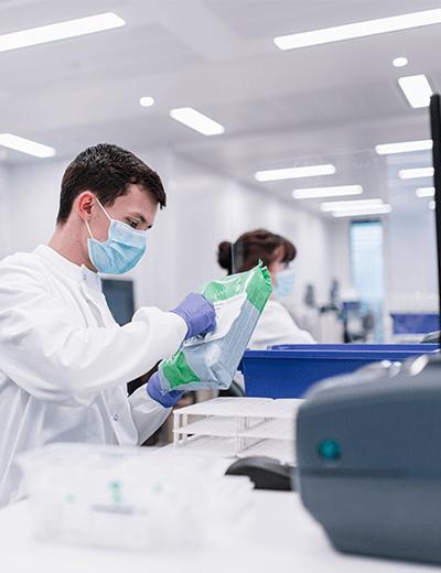 Covid-19 Testing Laboratory - Stace