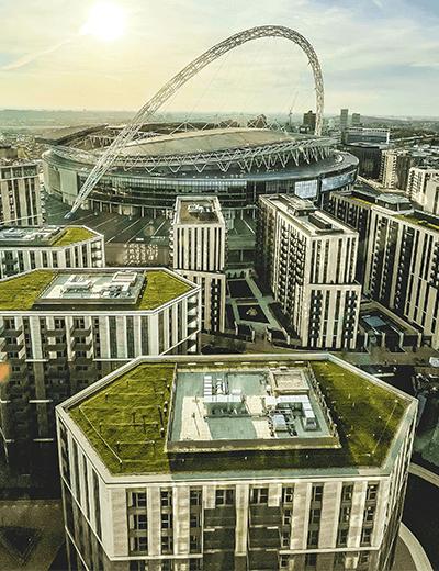 Madison, Wembley Park - Stace